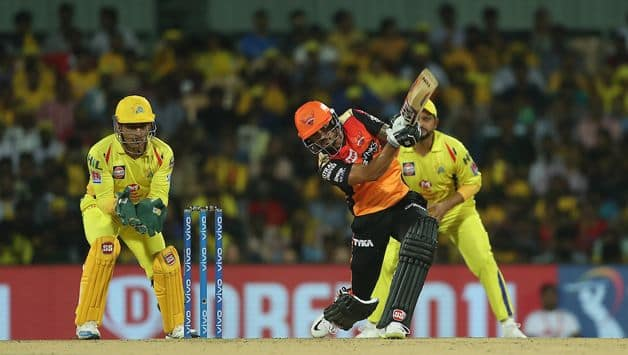 CSK vs SRH Latest updates: Despite Jonny Bairstow duck, Sunrisers Hyderabad post a healthy 54/1 in Powerplay overs