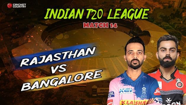 Match Highlights: IPL 2019, Rajasthan Royals vs Royal Challengers Bangalore full score and results: Rajasthan Royals pick up first win of the season