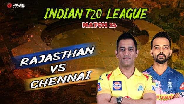 Match Highligts: IPL 2019, Rajasthan Royals vs Chennai Super Kings full score and results: Chennai Super Kings register a fantastic come from behind victory
