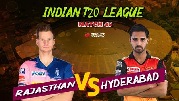 RR vs SRH LIVE: Rajasthan Royals beat Sunrisers Hyderabad by seven wickets in Jaipur
