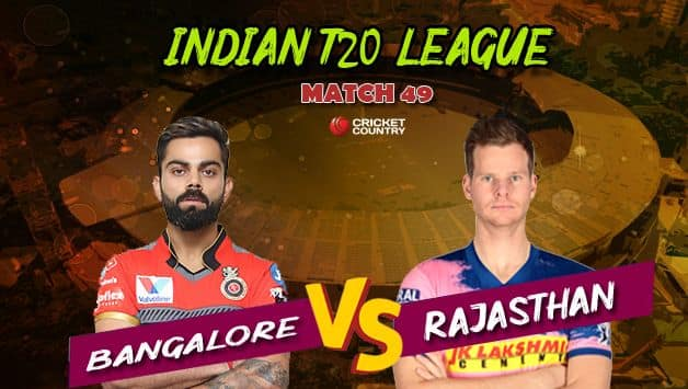 RCB vs RR LIVE: Rain arrives again, match abandoned, RCB officially out of IPL 2019