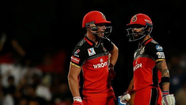 IPL 2019, RCB vs KKR: Virat Kohli, AB de Villiers power Royal Challengers Bangalore to 205/3 vs Kolkata Knight Riders