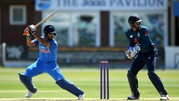 Vijay Shankar seems far away from a number-4 batsman, says Kevin Pietersen
