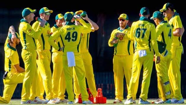 Australia cricket team 2019