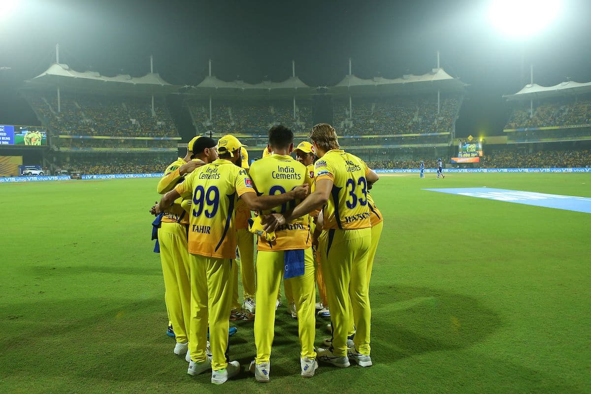 IPL 2019, Qualifier 2 :  Chennai SuperKings won the toss elected to field first