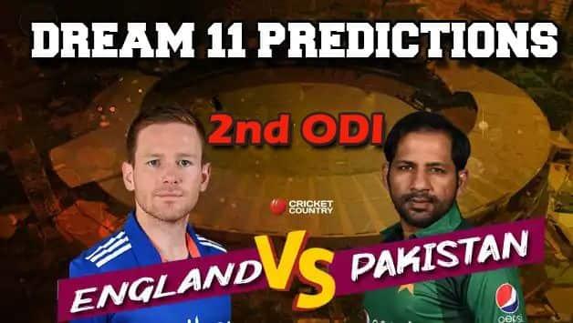England vs Pakistan 2019 2nd ODI