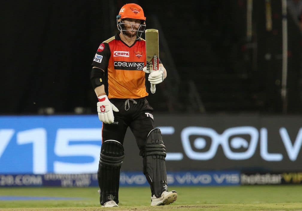 2019 World Cup: Aaron Finch tips David Warner's 'huge hunger' to deflate bowlers