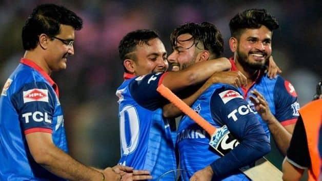 Rishabh Pant, Delhi Capitals, Indian Premier League, IPL 2019