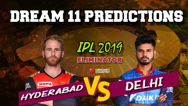 Dream11 Prediction: DC vs SRH Team Best Players to Pick for Today's IPL T20 Playoff Eliminator Match between Capitals and Sunrisers at 8PM