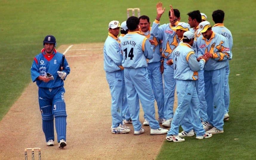 England 1999 World Cup