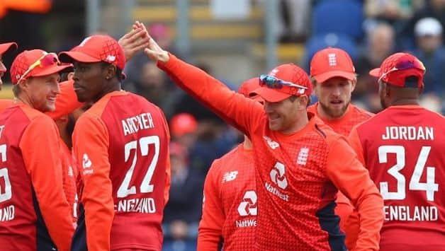 Eoin Morgan England cricket team