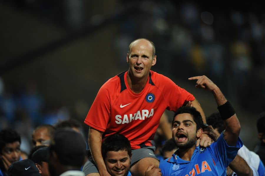 World Cup heroes: Gary Kirsten, the man who ran the engine room during India's 2011 World Cup triumph