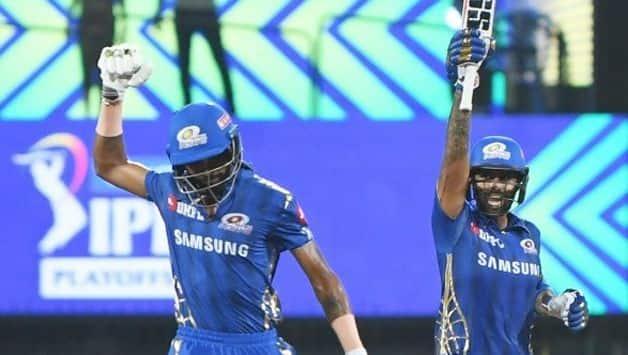 Hardik Pandya Suryakumar Yadav IPL 2019
