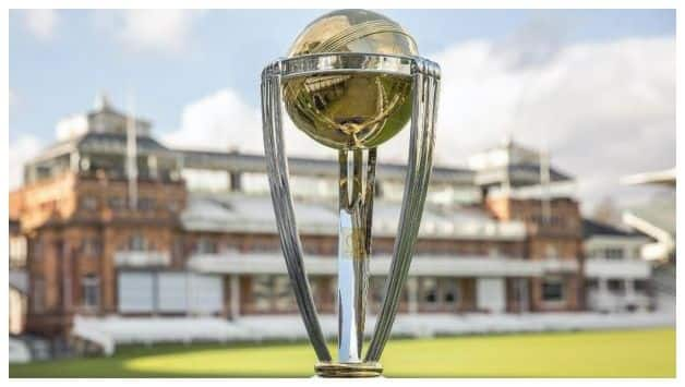 ICC releases official Cricket World Cup 2019 song 'Stand By'