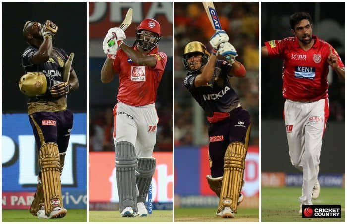 IPL 2019 KXIP vs KKR Match 52: Chris Gayle vs Andre Russell headlines stiff challenge to make playoffs