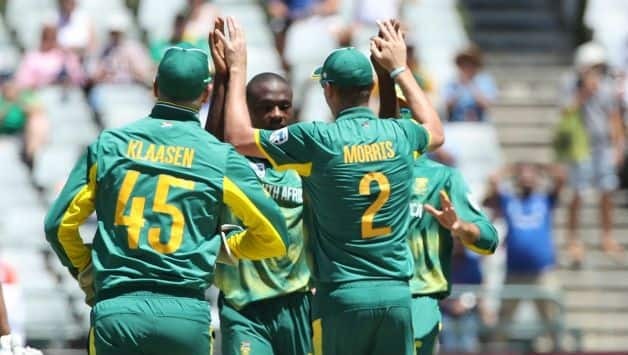 South Africa hopeful Kagiso Rabada will be fit for ICC World Cup