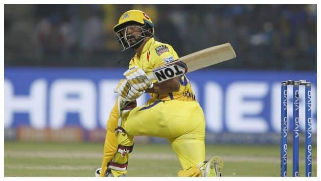 IPL 2019: Kedar Jadhav hurts shoulder, could miss remainder of Indian Premier league