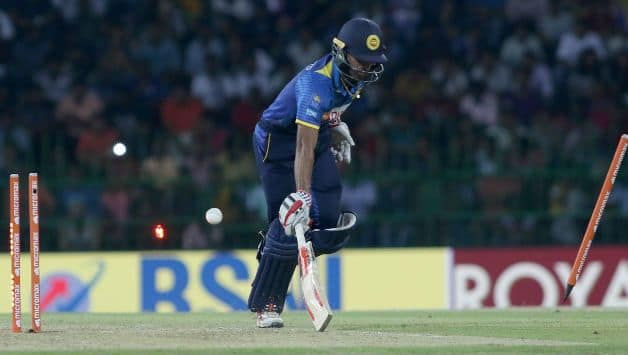 ICC World Cup 2019: We will be on the bowling machine to get used to the conditions says Kusal Mendis