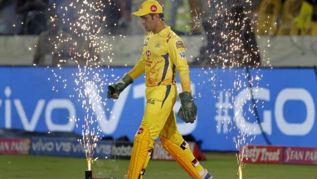 MS Dhoni hints at playing next year's IPL