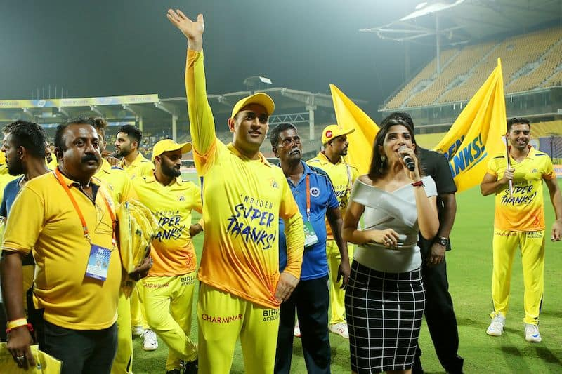 MS Dhoni: Chennai's 'thala' drives CSK to No 1 with a brilliant performance