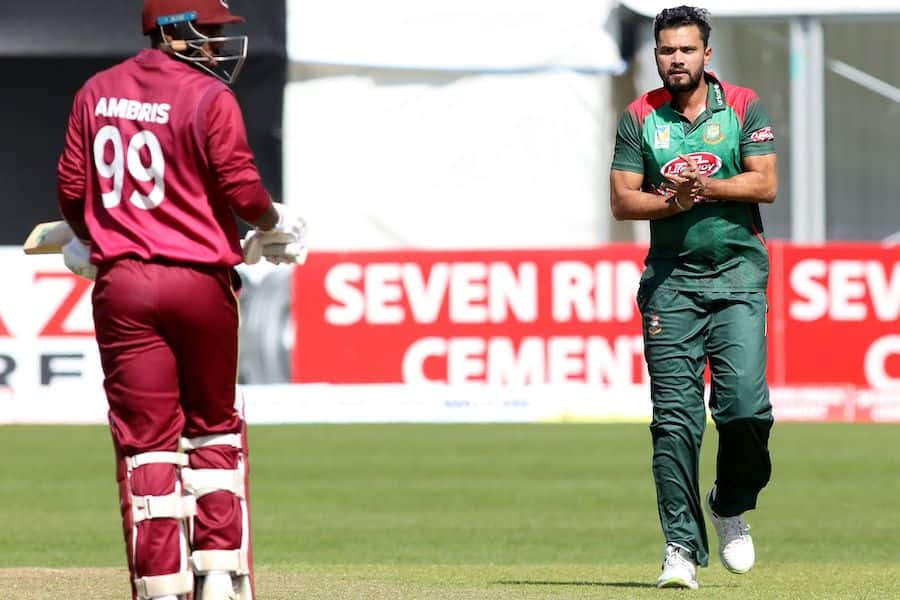 Bangladesh beat West Indies to clinch Tri-Nation series