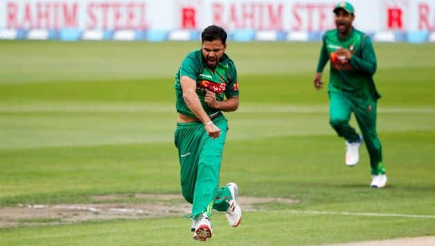 Mashrafe Mortza: Hopefully it is just the start and we will continue to win big matches