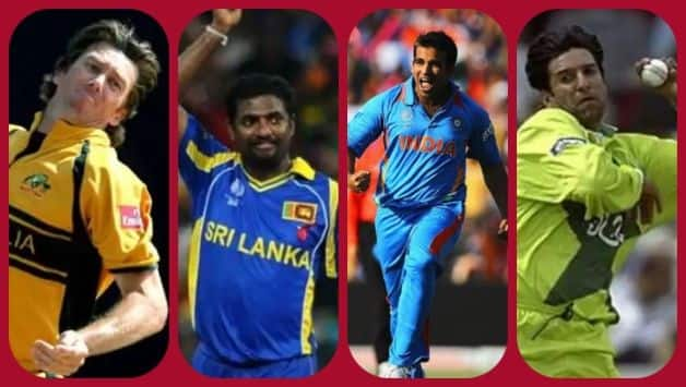 World Cup Countdown:  Five most wicket taking bowlers in world cup history