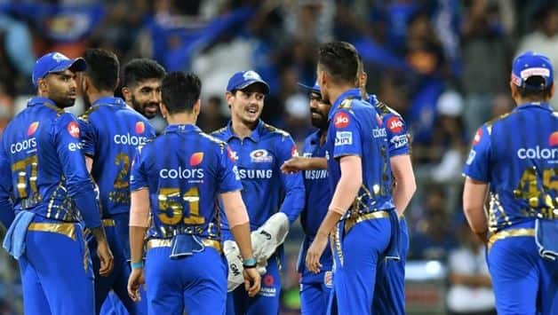 Mumbai Indians IPL 2019 Match 56