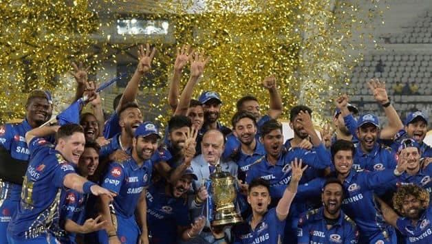 Mumbai Indians IPL 2019 Final