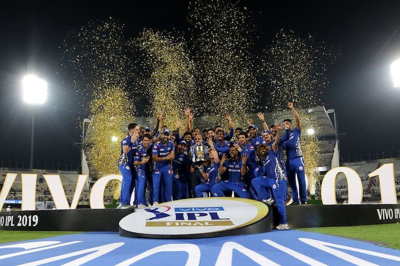 MI vs CSK, IPL 2019 final: Rohit Sharma becomes first player to win five IPL trophies