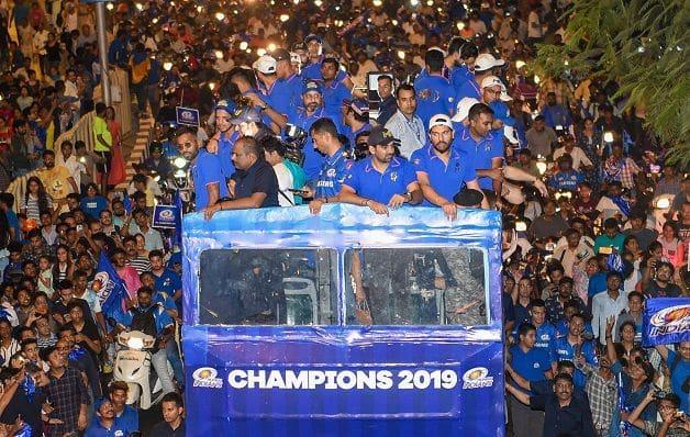 Mumbai Indians, IPL champions Mumbai Indians, Indian Premier League, IPL 2019