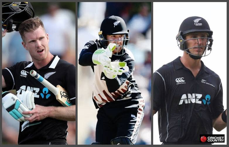 New Zealand Cricket central contracts: Jimmy Neesham, Tom Blundell and Will Young added for 2019-20 season