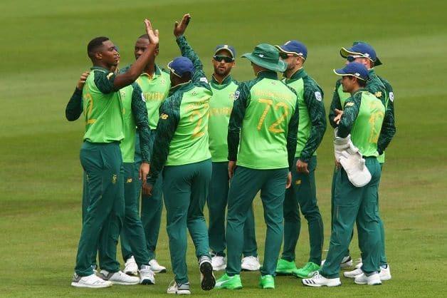 South Africa, Sri Lanka, 2019 ICC Cricket World Cup warm-up