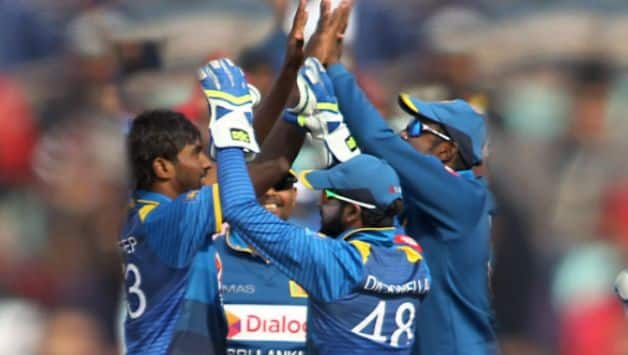 Karunaratne, Pradeep leads the way as Sri Lanka break win-less streak