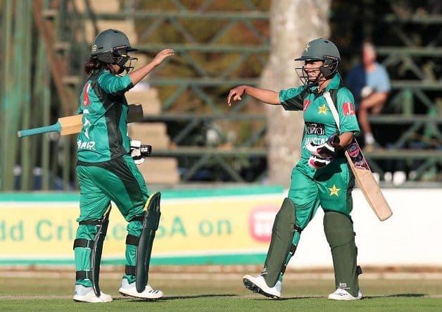Pakistan women, South Africa women, Pakistan women vs South Africa women