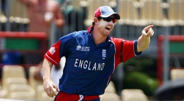 Paul Collingwood, World Cup 2007, Most catches in World Cup 2007, England