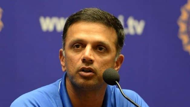 Coach Rahul Dravid 'special invitee' in selection meeting for India U-19 team