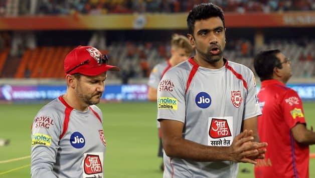 Ravichandran Ashwin: we need to make core group for next season