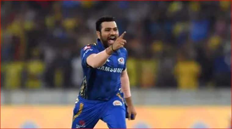 IPL 2019 Final: Mumbai Indian captain Rohit sharma gets emotional