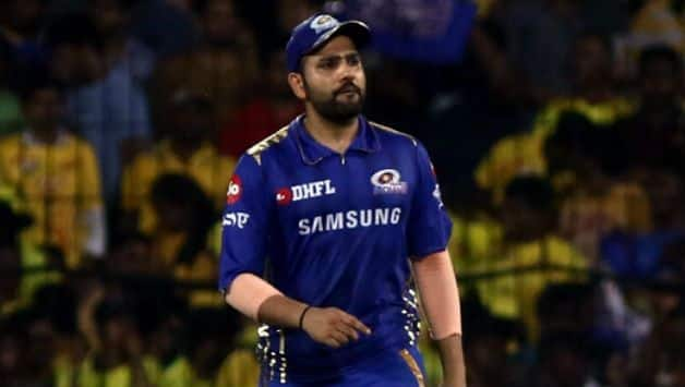 Against Hyderabad Spinners changed the game for us: Rohit Sharma
