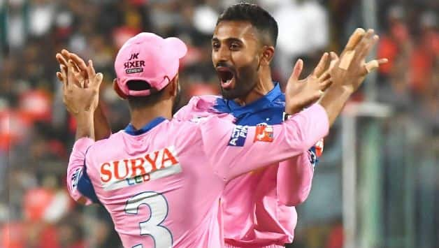 IPL 2019: Shreyas Gopal becomes second to claim hat-trick in 2019