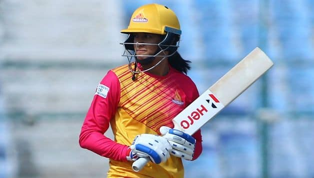 Women's T20 League: I See Myself a Cricketer and Not Woman Cricketer Says Smriti Mandhana