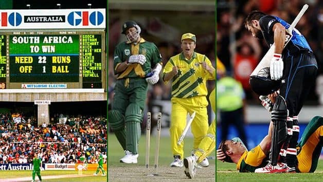 Cricket World Cup 2019: South Africa's record at the World Cup from 1992 to 2015