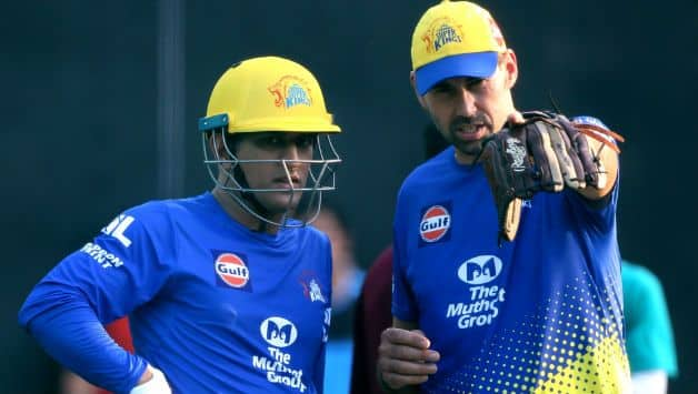 IPL 2019 Final: CSK coach Stephen Fleming hints at changes in 'ageing' Chennai