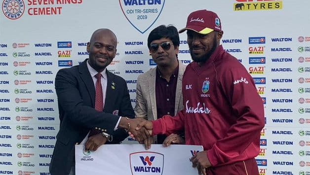 Sunil Ambris West Indies cricket