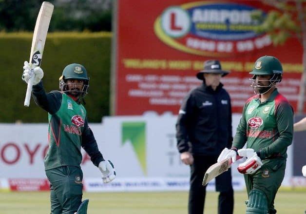 Tamim Iqbal, Liton Das, Ireland vs Bangladesh, Tri-Nation Series, Bangladesh beat Ireland