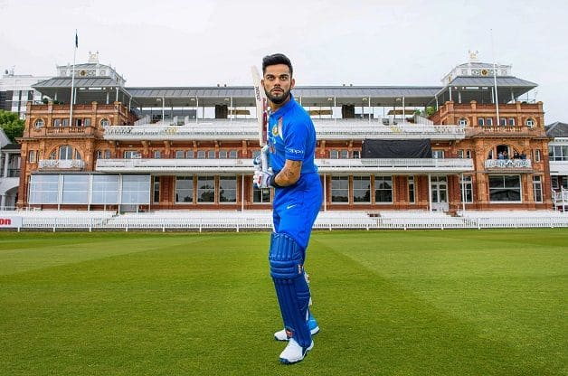 Virat Kohli, India, ICC World Cup 2019, Kohli statue