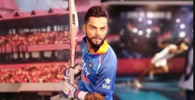 ICC WORLD CUP 2019: Virat Kohli takes To The Crease At Madame Tussauds In London