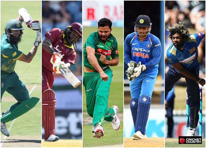 2019 World Cup: Cricketers for whom this is the last World Cup (part one)