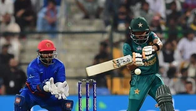 Pakistan vs Afghanistan Live Cricket Score